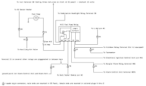 saab fuel pump wiring diagram saab wiring diagrams fuel pump wiring diagram