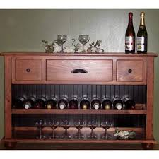sofa table with wine storage. Sofa Table Wine Rack Fascinating Rustic. View Larger With Storage