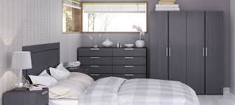 Waterfall Graphite Bedroom Furniture. £99 £379.