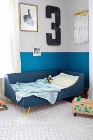 modern toddler bed. Perfect Bed There Comes A Day In The Life Of Every Mom When Crib Can No Longer  Contain Their Child And One Must Choose Whether To Track Down That Conversion Piece  In Modern Toddler Bed