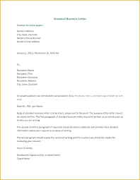 Business Email Template Follow Up Proposal Formal Letter