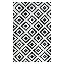 black and white area rugs rugs the home depot black and white rugs black and white