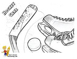 Small Picture Hockey Coloring Pages chuckbuttcom