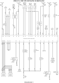 cross fire injection 1982 1984 1984 corvette 5 7l cross fire injection ecm diagram 1982 similar