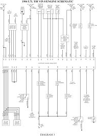 cross fire injection  1982 1983 camaro 5 0l cross fire injection ecm diagram