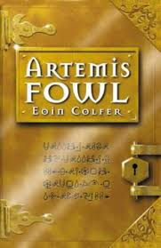 remended for ages 9 13 when artemis fowl