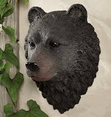 pin on bear skin rug faux