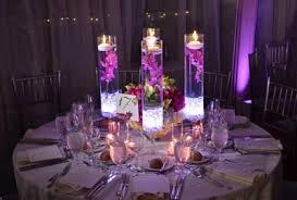 Wedding table lighting Rustic Outdoor Wedding Universal Light And Sound Wedding Reception Lighting Pinspot