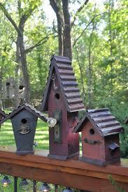Rustic Birdhouses 83 Best Bird Houses Images On Pinterest