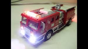 Code 3 Fire Lights Custom 1 64 Scale Lafd Code 3 Seagrave Pumper Diecast Fire