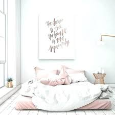 Pink And Gold Bedroom Pink And Gold Room Ideas White Pink And Gold ...