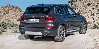 2018 bmw x3. brilliant 2018 sitting atop the lineup for now at least is xdrive30d 83900 plus  orcs specification mirrors that of xdrive30i though under bonnet a  to 2018 bmw x3