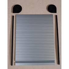 Kitchen Tambour Door Kit Tambour Doors Silver
