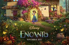 Encanto Trailer and Posters Revealed by ...