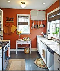 Orange Kitchens Tag For Kitchen Ideas Reddish Orange Nanilumi