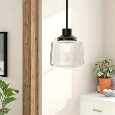 schoolhouse pendant light 1 bronze