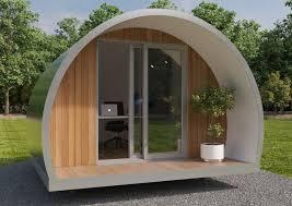 home office pod. Outdoor Home Office Garden Pod O