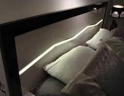 Led Bedroom Furniture Platform Bed Contemporary Bed Modern Bed New York Ny New