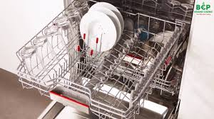 Giới thiệu máy rửa bát BOSCH SMI68MS07E - YouTube