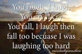 Quotes About Laughing With Friends. QuotesGram
