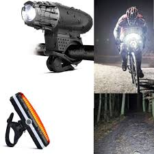 Night Rider Bicycle Lights Amazon Com Baulody Bike Light Rear Bicycle Warning Lamp