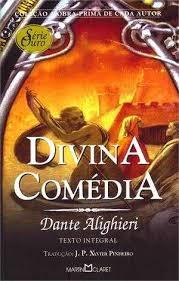 Resultado de imagem para capa do livro a divina comédia gratis