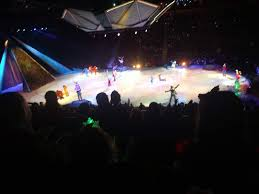 Little Caesars Arena Section 121 Row 19 Seat 14 Disney On