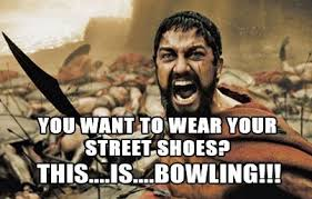 Bowling Memes on Pinterest   Bowling, Bowling Shoes and The Big ... via Relatably.com