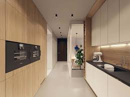 Kitchen Apartment Design Impressive Modern Apartment Design By PLASTE[R]LINA