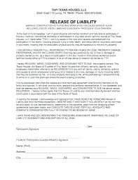 Liability Waiver Template Delectable Indemnity Waiver Template Soloapkco