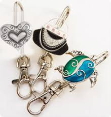 Key Finder Key Chains Purse Hook for use with 1