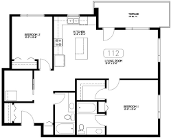 Small 2 Bedroom House Floor Plans Images About House Plans On Pinterest Bedroom Floore Design Open