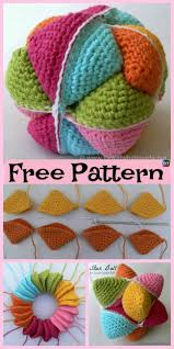 Crochet Ball Pattern