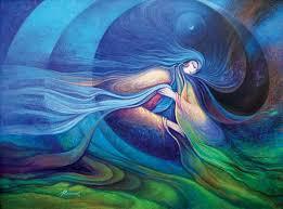 Image result for goddess of death eternity modern art