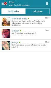 Dating dk screenshot