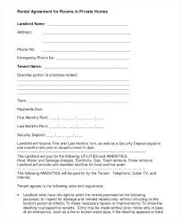 How Do You Make A Lease Agreement Enchanting One Month Notice To Landlord Sample Makemydreamco