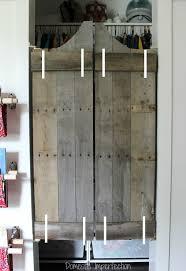 cut here to make sure the door swings both ways