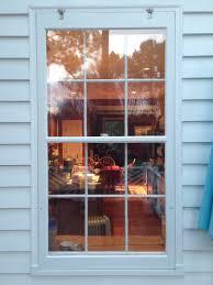 exterior wood storm windows. custom fit wooden storm window sash blends seamlessly into original 1920\u0027s era frame. exterior wood windows o