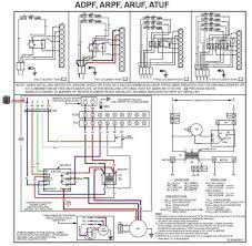 goodman heat pump wiring diagram. Modren Goodman Goodman Aruf Air Handler Wiring Diagram To Her With Rh Inewr Today  Philteg In Goodman Control Board Wiring Diagram On Heat Pump How To Teach