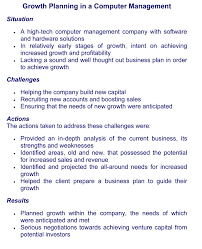 Business Case Analysis CASE STUDY EXAMPLES Alisen Berde 20