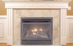 top napoleon gi natural gas fireplace insert with arched cast iron