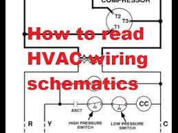 hvac condenser how to ac schematic and wiring diagram air hvac reading air conditioner wiring schematics