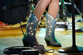 How To Make Your Own Kacey Musgraves Light Up Boots