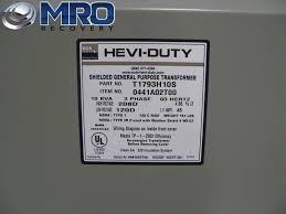 egs hevi duty shielded general purpose transformer 3 phase 10kva hs5f10as at Hevi Duty Transformer Wiring Diagram