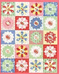 Best 25+ Dresden plate quilts ideas on Pinterest   Dresden quilt ... & dresden plate baby quilt pattern   Dresden Plate Crocheted Throw –  Christmas Crafts, Free Knitting Adamdwight.com