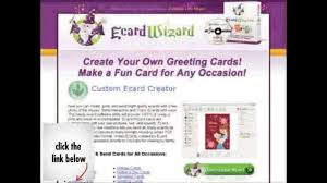 Ecard Design Software Ecard Wizard Greeting Card Software