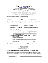 Medical Records Release Form For Sleep Apnea | Medical Templates ...
