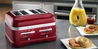 kitchen aid digital toaster 2 slice long slot toaster small oven digital toaster oven 2 kitchenaid