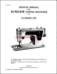 Singer Sewing Machine Service