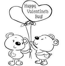 Small Picture Valentine Coloring Pages For Kids Valentine Coloring pages of